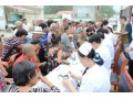 院长带队 上蔡县人民医院医疗扶贫受村民欢迎