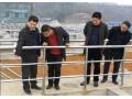 湖北宜昌:环保局长新年督查工业园区污水处理
